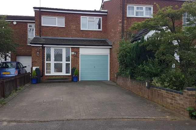 Thumbnail Terraced house for sale in The Ridgeway, Codicote, Hitchin