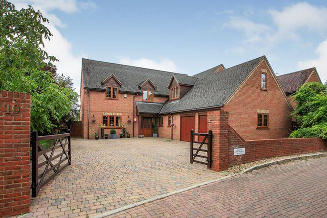 Thumbnail Detached house for sale in Chapel Lane, Werrington, Peterborough