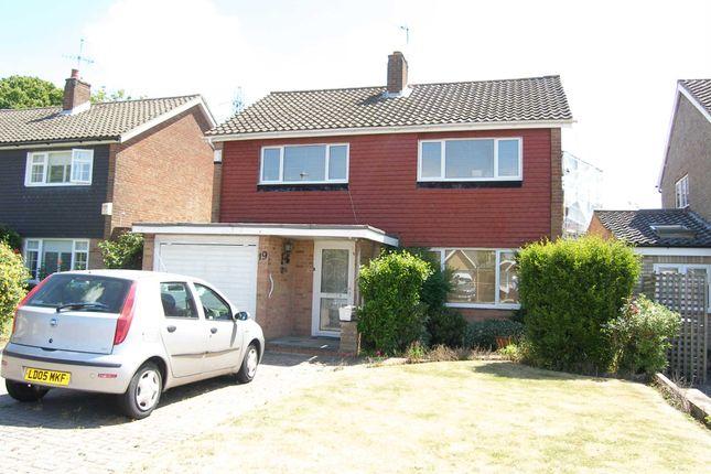 Detached house for sale in Wren Crescent, Bushey