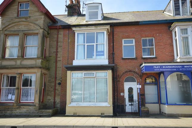 Thumbnail Maisonette for sale in Belle Vue Street, Filey