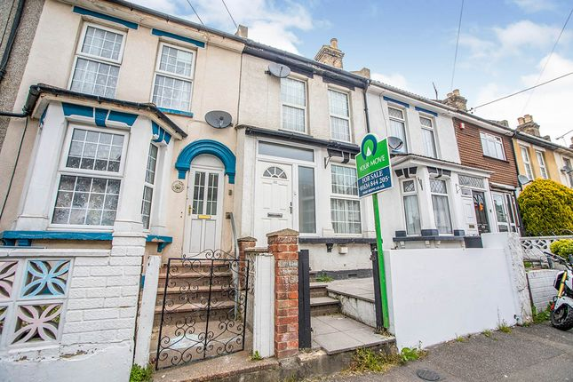 4 bed terraced house for sale in Gordon Road, Rochester, Kent ME2