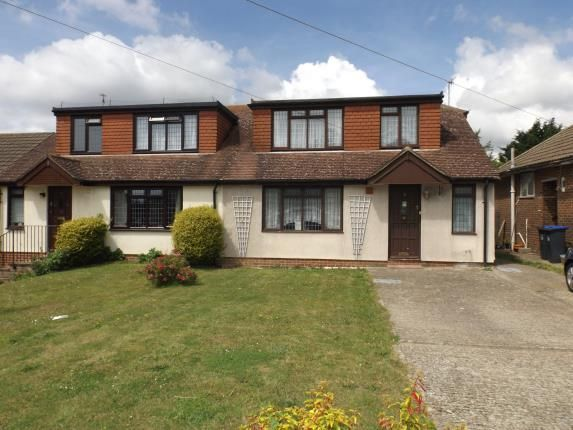 Thumbnail Bungalow for sale in Halewick Lane, Sompting, Lancing, West Sussex