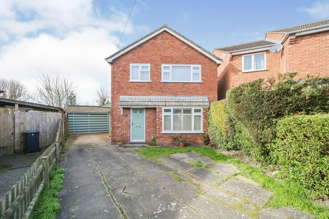 Thumbnail Detached house for sale in Orchard Estate, Cherry Hinton, Cambridge