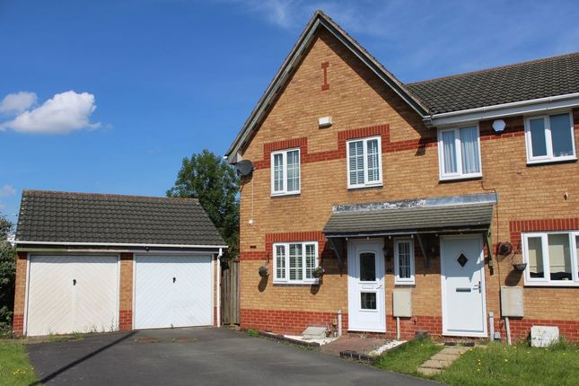 Thumbnail Semi-detached house for sale in Brook Close, Birmingham