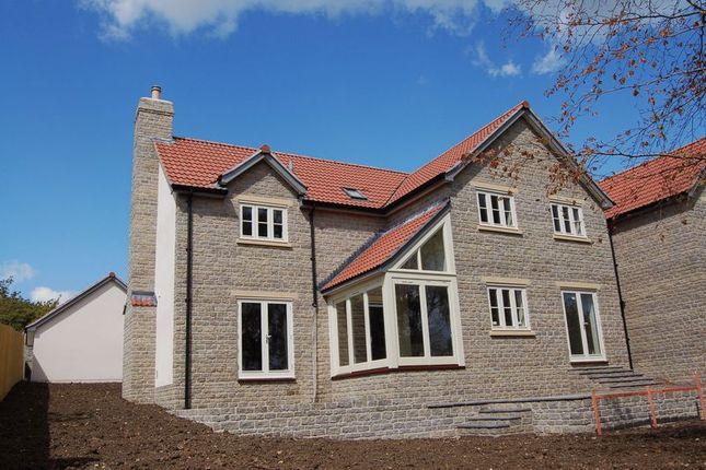 Thumbnail Detached house for sale in High Street, Ashcott, Bridgwater