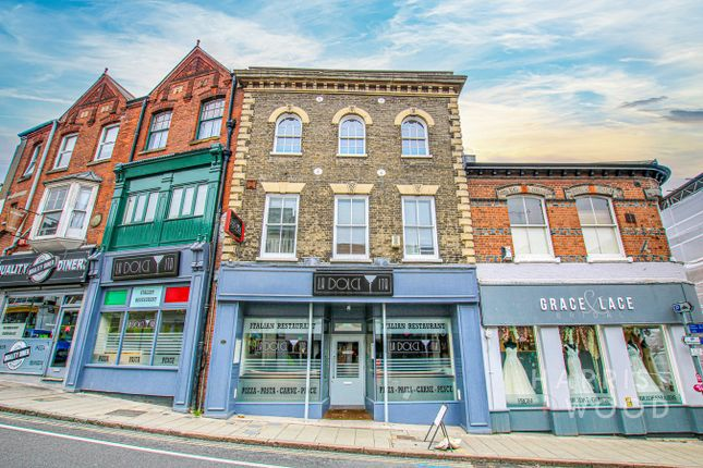 Studio to rent in Priory Street, Colchester CO1