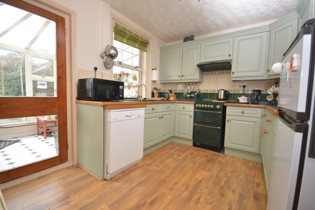 Kitchen of Tilbury Green, Ridgewell, Halstead CO9