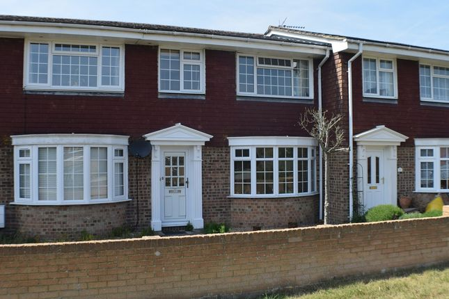 Thumbnail Terraced house for sale in Colemans Close, Harden Road, Lydd