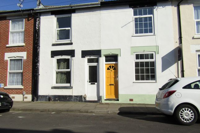 Thumbnail Terraced house to rent in Boulton Road, Southsea, Hampshire