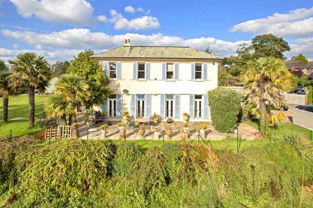 Thumbnail Link-detached house for sale in Strawberry Hill, Lympstone, Exmouth