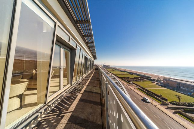 Thumbnail Flat for sale in Horizon, 205-209 Kingsway, Hove, East Sussex