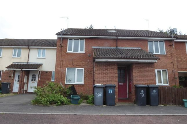Thumbnail Flat for sale in Greenhill Court, Tuffley, Gloucester