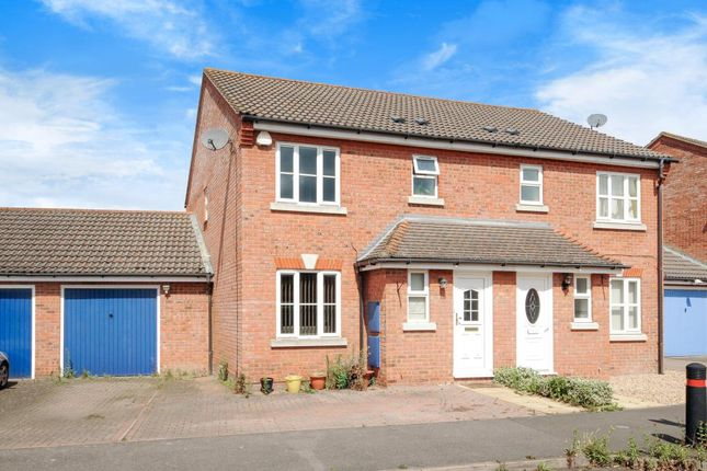 Thumbnail Link-detached house to rent in Didcot, Oxfordshire