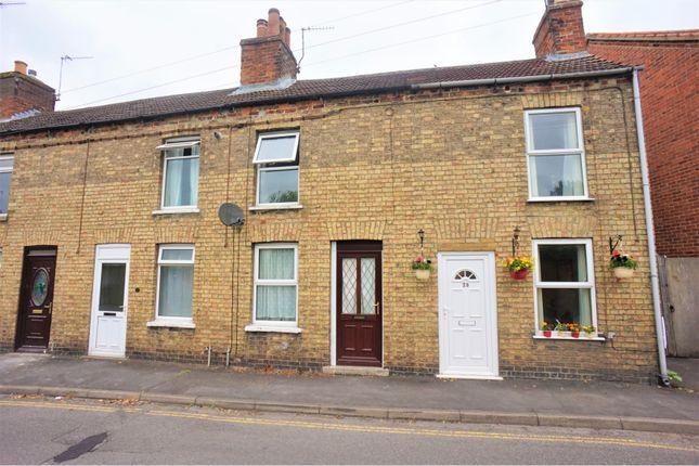 Thumbnail Terraced house for sale in Dear Street, Market Rasen