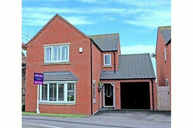 Thumbnail Detached house for sale in Upper Marehay Road, Marehay