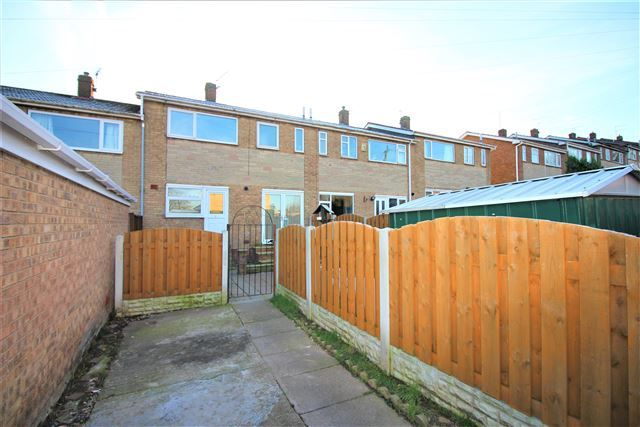Thumbnail Terraced house to rent in Chatsworth Rise, Brinsworth, Rotherham, Rotherham