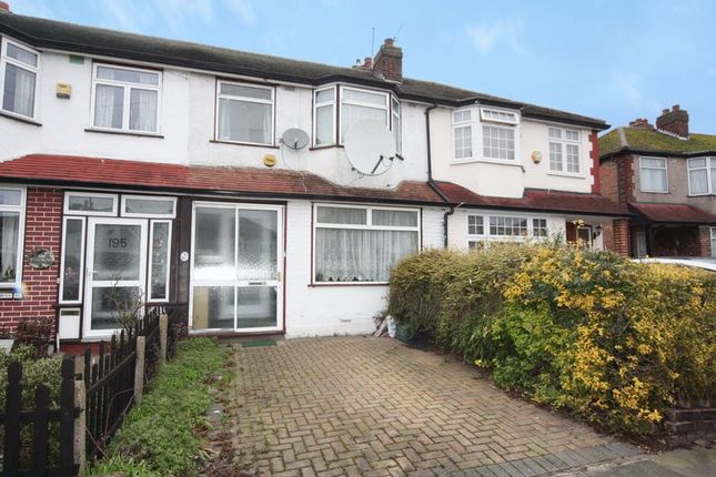 4 bed terraced house for sale in Conway Crescent, Perivale, Greenford