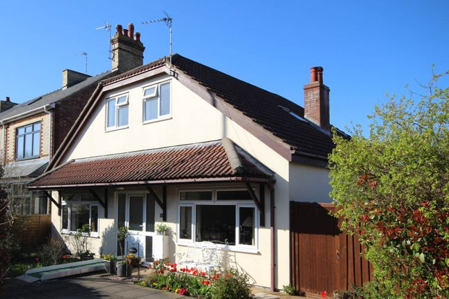 Thumbnail Detached house for sale in Fulbourn Road, Cherry Hinton, Cambridge