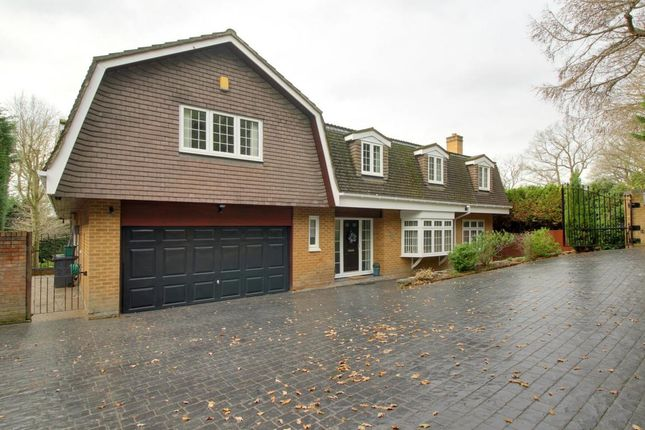 Thumbnail Detached house for sale in St. Catherines Road, Frimley Green