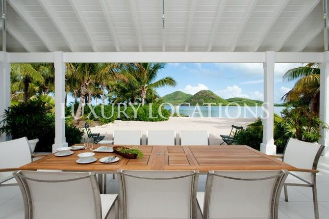 Thumbnail Villa for sale in Palm Point, Saint Mary, Jolly Harbour, Antigua, Antigua