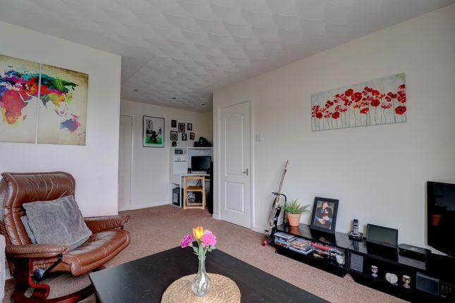 Study Area of Rosslyn Road, Ashgill, Larkhall ML9