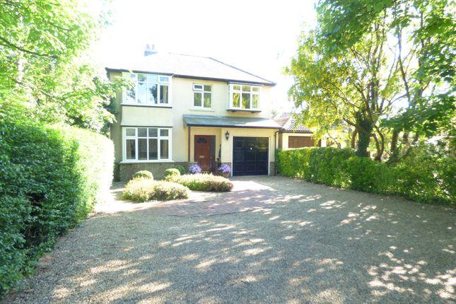 Thumbnail Detached house for sale in Chalton Lane, Clanfield, Hampshire, Uk