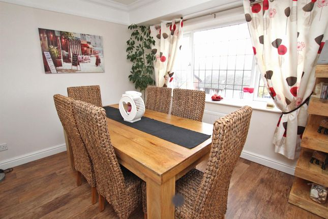 Dining Room of Maple Drive, Gedling, Nottingham NG4