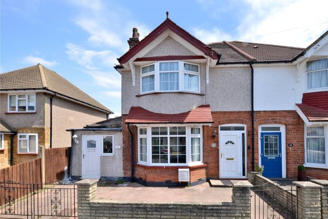 Thumbnail Semi-detached house for sale in Norman Road, Sutton