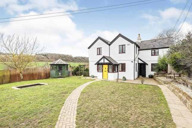 Thumbnail Detached house for sale in Alkham Valley Road, Alkham, Dover, Kent