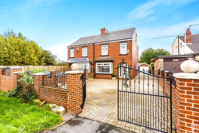 3 bed semi-detached house for sale in Bar Lane, Mapplewell, Barnsley