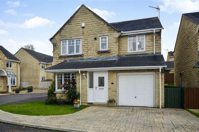 Thumbnail Detached house for sale in Holly Bank, Elland, West Yorkshire