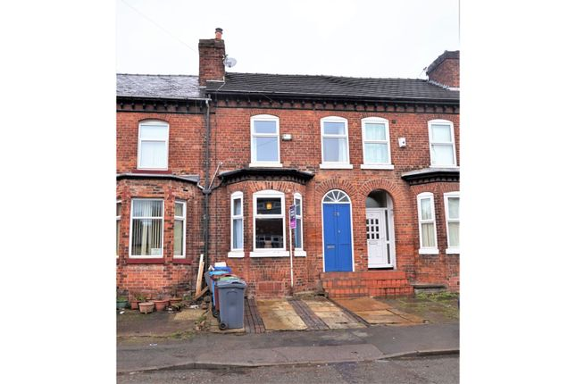 Thumbnail Terraced house for sale in Talbot Road, Manchester