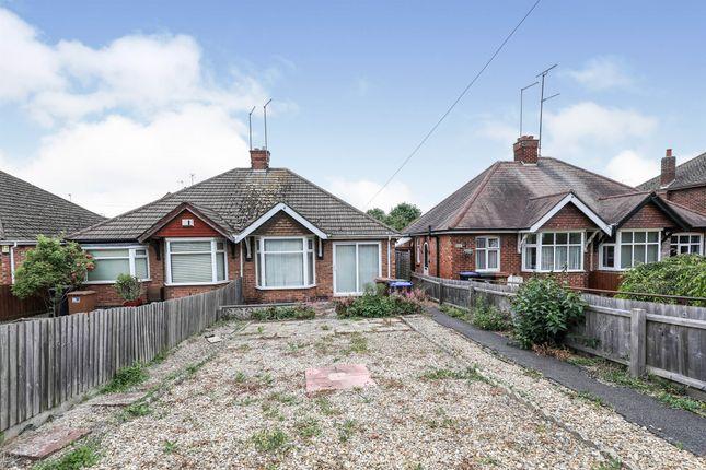 Thumbnail Semi-detached bungalow for sale in Kettering Road, Abington, Northampton