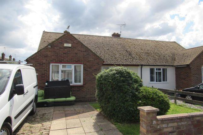 Thumbnail Semi-detached bungalow to rent in Blackburn Road, Herne Bay