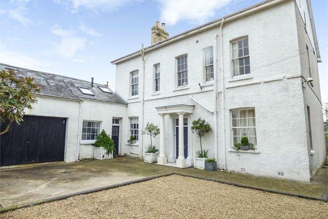 Thumbnail Detached house for sale in Coychurch Road, Bridgend, Mid Glamorgan