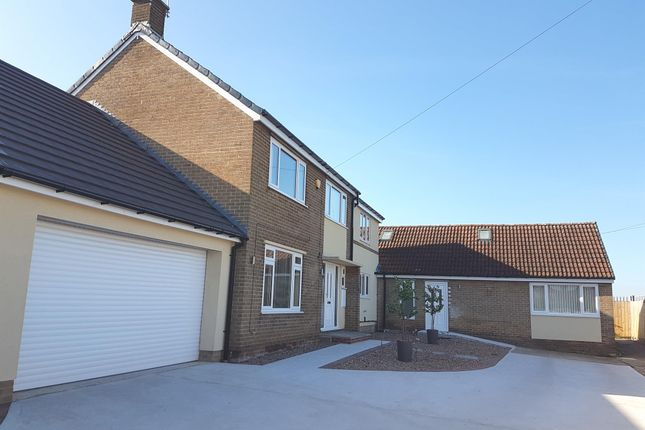 Thumbnail Detached house for sale in Grange View, Harworth, Doncaster
