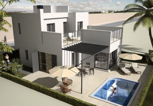 Thumbnail Villa for sale in Spain, Valencia, Murcia, Roda Golf