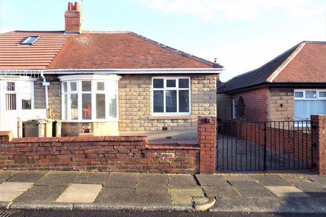 External of Tudor Avenue, North Shields NE29