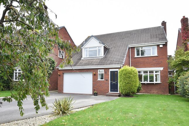 Thumbnail Detached house for sale in Lichfield Road, Tamworth