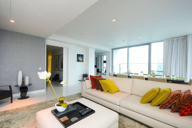 Thumbnail Flat for sale in Pan Peninsula, Canary Wharf