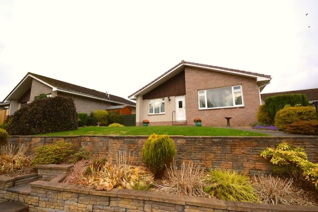 Thumbnail Bungalow for sale in Mortimer Court, Dalgety Bay, Dunfermline