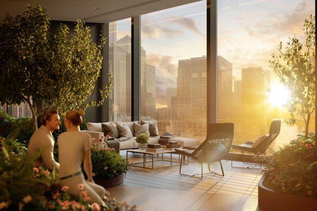 New Home Studio For Sale In Landmark Pinnacle Canary Wharf E14 Zoopla