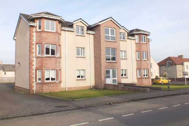 Thumbnail Flat to rent in Grant Grove, Bellshill