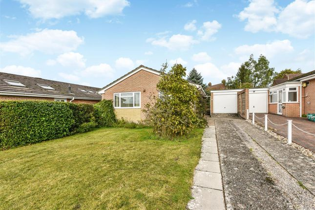 Thumbnail Detached bungalow for sale in Kingsley Park, Whitchurch