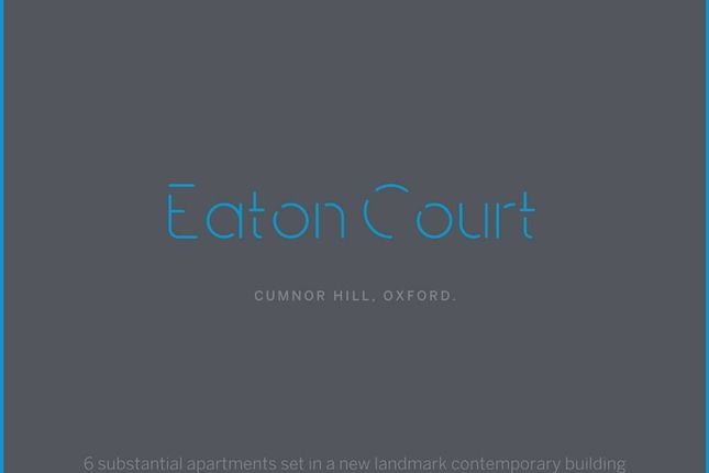 Thumbnail Flat for sale in Cumnor Hill, Cumnor, Oxford