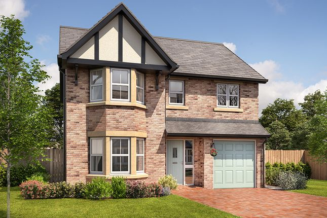 """Thumbnail Detached house for sale in """"Boston"""" at Mayfield Avenue, Throckley, Newcastle Upon Tyne"""