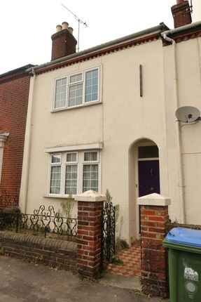 Thumbnail Terraced house to rent in Middle Street, Southampton