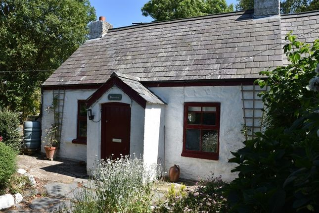 Thumbnail Cottage for sale in Lady Road, Blaenporth, Cardigan