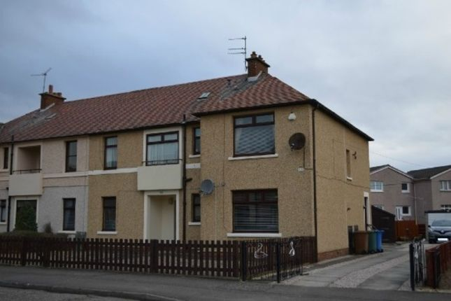 Thumbnail Flat to rent in Almond Street, Grangemouth