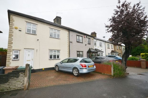 3 bed end terrace house for sale in Beech Hall Road, London